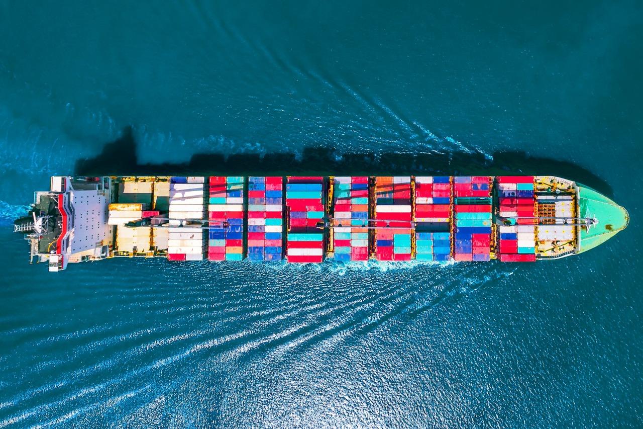 Internet das Coisas aplicada em navio full container